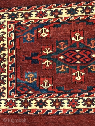19th Century Yomut Torba