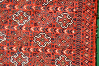 1900 Baluch? bag I think, very good condition, perfect condition, size is 65 x 62 cm