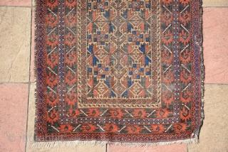 Baluch prayer rug 156 x 97 cm