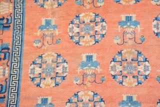 Beautiful Chinese Rug 19th Century 302 x 230 cm