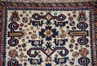 Tribal Rugs Gallery Shirvan end 19th century Size 150 x 120 cm