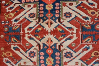Dated Karabagh 1311, Excellent condition.