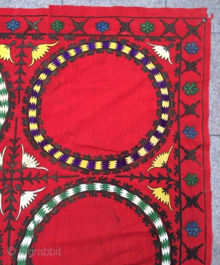 Tashkent suzani size 240x200cm