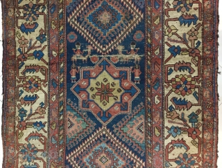 Persian rug size 290x125cm