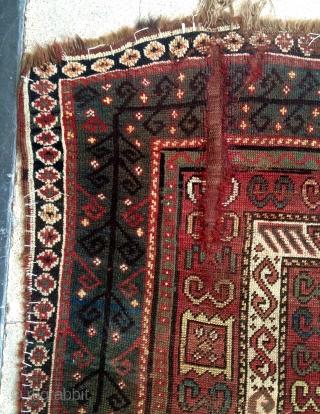 qahızman Kurdish Carpet size 340x140cm