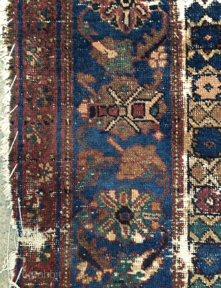 Persian Carpet but I dont  know which region, maybe Hamedan Armenian bafd.Because  model and colors close to that region size 340x200cm
