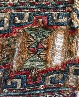 Shahsavan fragmand size 40x30 cm