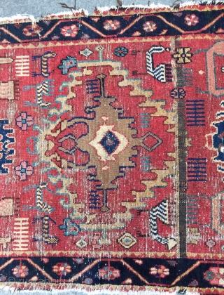 Qashgai Gabbah size 334x103cm