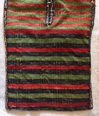 Shahsavan saddle bag size 23x24cm 24x24cm