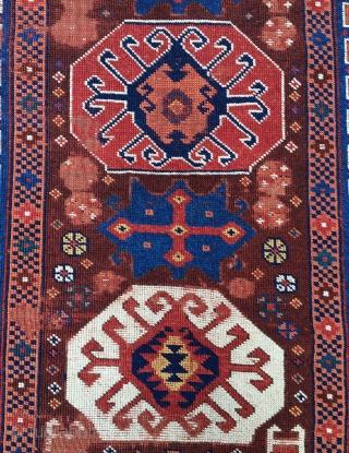 Eastern Anatolia Kurdish Carpet size 340x110cm