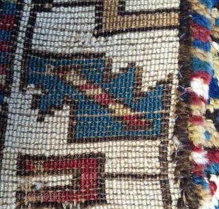 Shirvan Carpet size 170x97cm