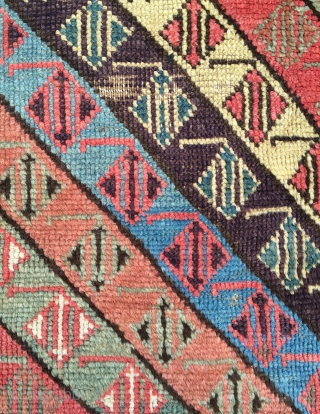 Caucasian chaylih  carpet size 325x115cm