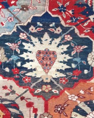 Sivas Carpet size 245x167cm