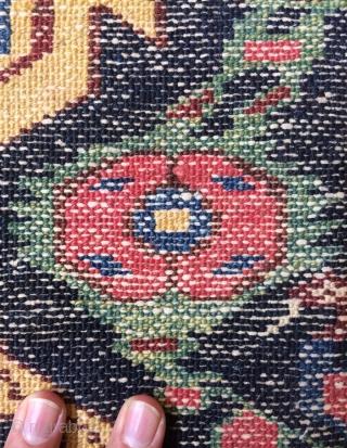 Bahtiyar carpet size 195x135cm
