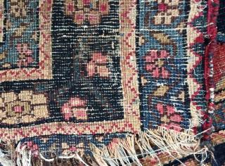 Persian Kurdish rug  size 200x117cm