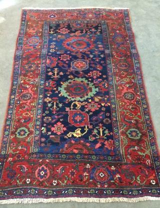 Bidjar carpet size 225x135cm