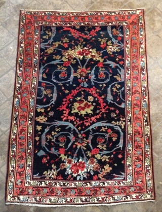 Bidjar Carpet all are colors natural dyes size 210x143 cm