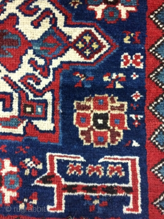 Shahsevan rug size 270x100cm  Shipping in including $ 900