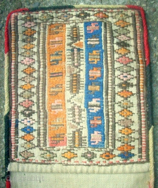 Shah-Sawan small bag. Size: 22 x 72 cm. Very good condition.