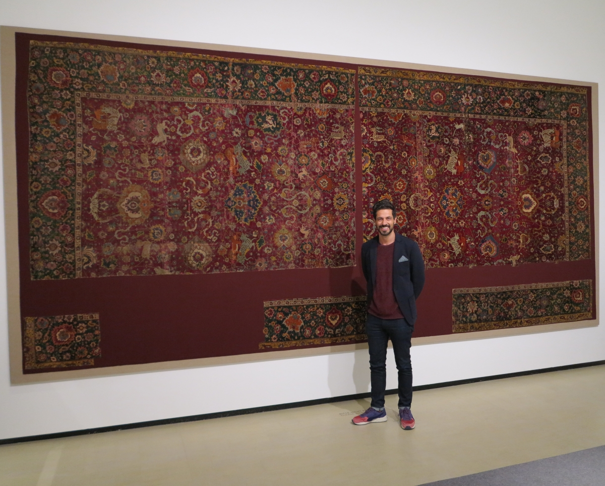 Isfahan Carpet MKG, Hamburg