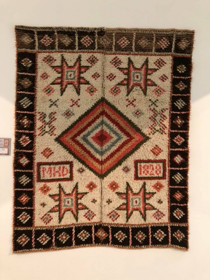 Swedish rug ICOC Washington DC 2018