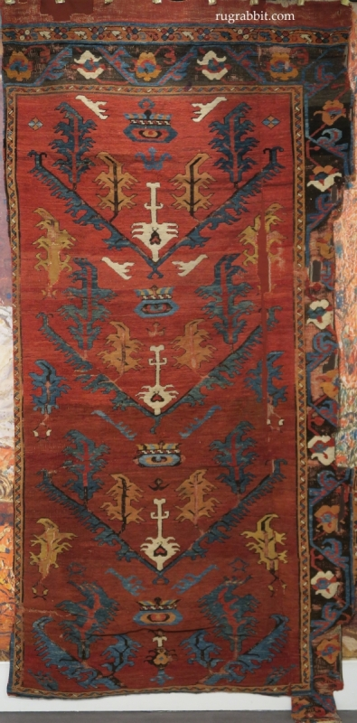 Rugs from the Christopher Alexander Collection at Sotheby's: Karapinar rug fragment