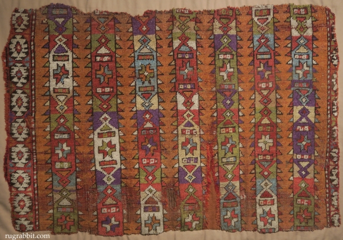 Rugs from the Christopher Alexander Collection at Sotheby's: Anatolian fragment
