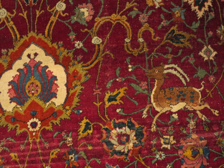 Esfahan Carpet MKG, Hamburg