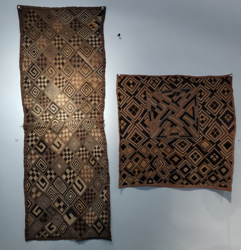 Kuba bark cloth PM Boyd Primative Art