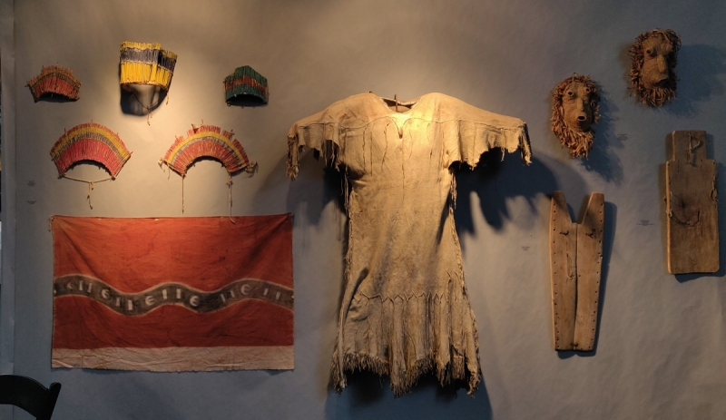 Trotta-Bono, SF Tribal & Textile Art Show