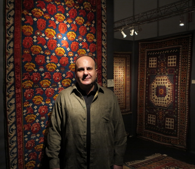 San Francisco Tribal and Textile Art Show: Hagop Manoyan