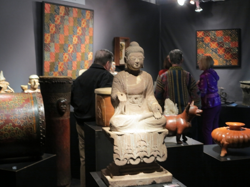San Francisco Tribal and Textile Art Show