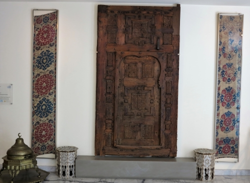 Benaki Museum of Islamic Art, Algerian embroidery