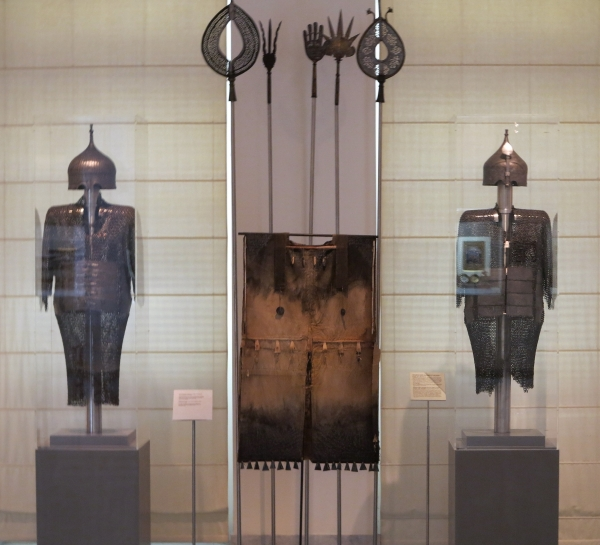 Islamic Armor, Benaki Museum of Islamic Art, Athens