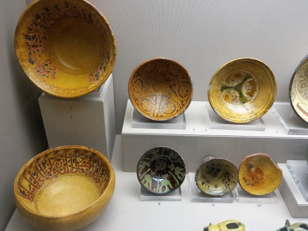 Islamic Ceramics, Benaki Museum of Islamic Art, Athens